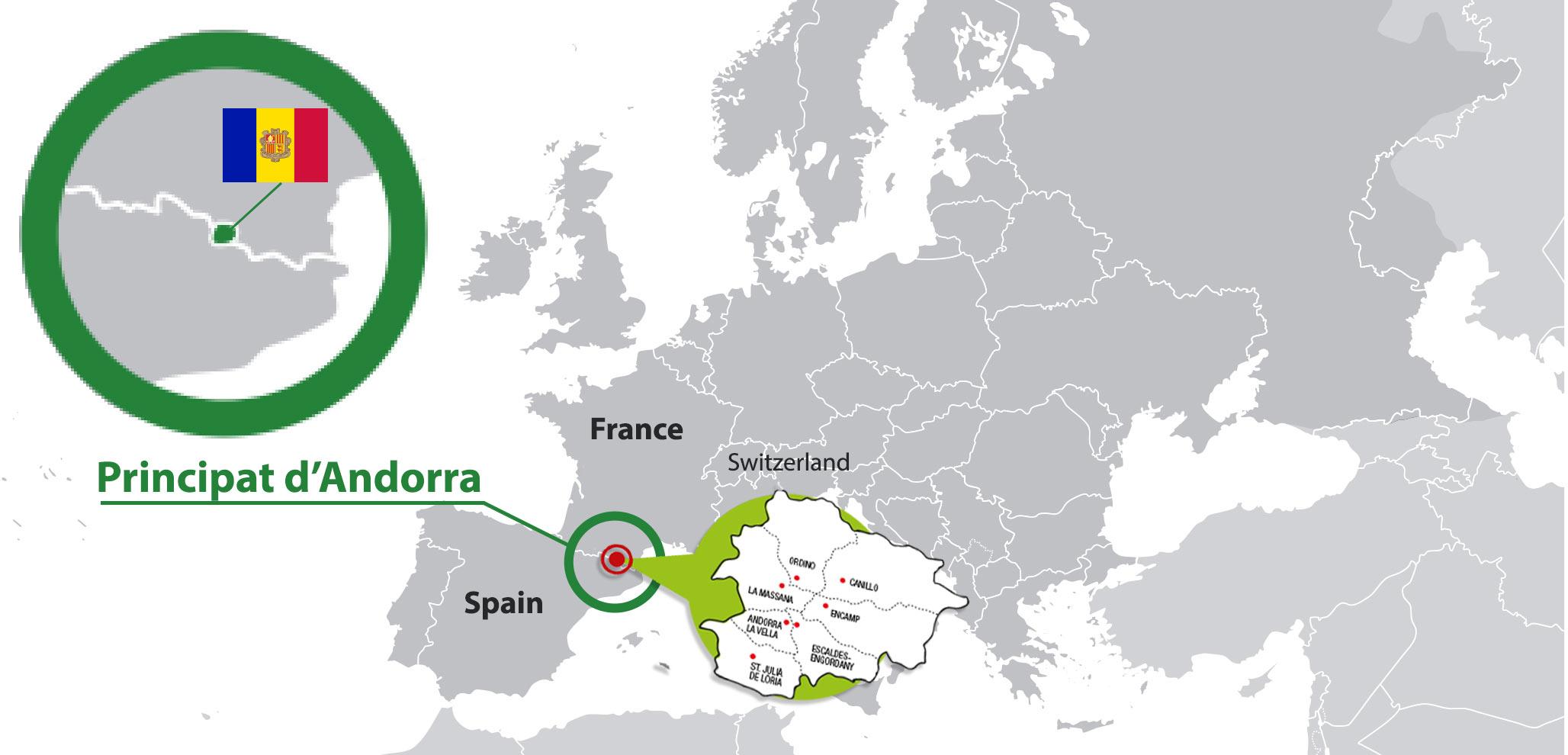 Our storymap Freemindtronic Principat d'Andorra Europe
